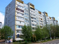 neighbour house: district. Pavlino, house 18. Apartment house