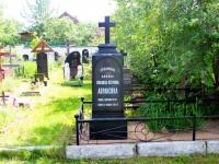 隔壁房屋: district. Pavlino. 纪念碑 могила графини Апраксиной