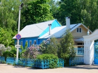 neighbour house: sq. Preobrazheniya, house 1 с.1. Private house