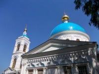 哲列斯诺多罗兹尼, 寺庙 ПРЕОБРАЖЕНИЯ ГОСПОДНЯ, Preobrazheniya sq, 房屋 1