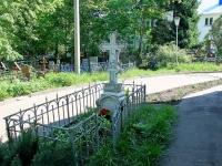 соседний дом: пл. Преображения. памятник могила князя Ухтомского