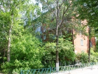 neighbour house: avenue. Zhukovsky, house 2. Apartment house
