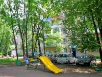 Zheleznodorozhny, Zhukovsky avenue, house 9. Apartment house