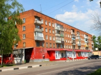 neighbour house: avenue. Zhukovsky, house 11. Apartment house