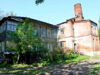 neighbour house: st. Savvinskaya, house 17. Apartment house
