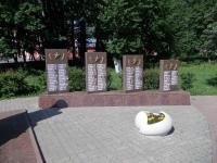 Железнодорожный, мемориальный комплекс Павшим воинамулица Саввинская, мемориальный комплекс Павшим воинам