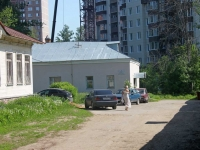 neighbour house: st. Savvinskaya. polyclinic
