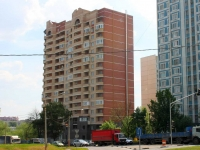 neighbour house: st. Tsentralnaya, house 8. Apartment house
