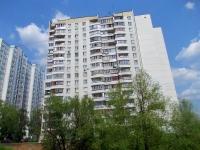 Zheleznodorozhny, Tsentralnaya st, house 10. Apartment house