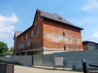 neighbour house: st. Tsentralnaya, house 39/2. building under construction