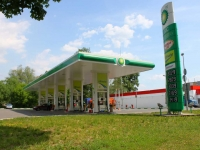 neighbour house: st. Tsentralnaya, house 44А. fuel filling station BP