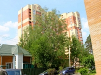 neighbour house: st. Lesnye Polyany, house 6/СТР. building under construction