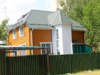 Zheleznodorozhny, Lesnye Polyany st, house 15. Private house