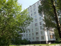 Zheleznodorozhny, Pochtovaya st, house 4/1. Apartment house