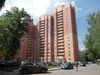Zheleznodorozhny, Yuzhnaya st, house 7. Apartment house