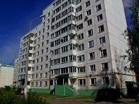 Zheleznodorozhny, Admiral Gorshkov st, house 17. Apartment house