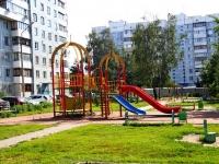哲列斯诺多罗兹尼, Admiral Kuznetsov st, 房屋 1. 公寓楼
