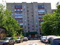Железнодорожный, улица Адмирала Нахимова, дом 4. многоквартирный дом