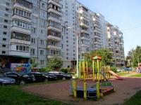 Железнодорожный, улица Адмирала Нахимова, дом 11. многоквартирный дом