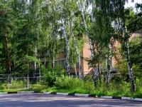 neighbour house: st. Ozernaya, house 6. office building
