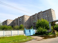 Zheleznodorozhny, Ozernaya st, house 9. Apartment house