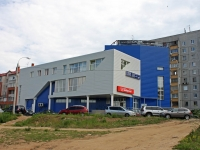 neighbour house: st. Anokhin, house 7А. shopping center