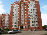 Zhukovsky, Anokhin st, house 9. Apartment house