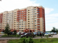 Zhukovsky, Grizodubovoy st, house 12. Apartment house