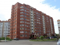 Zhukovsky, Grizodubovoy st, house 16. Apartment house