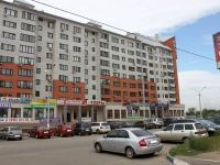 Zhukovsky, Gudkov st, house 21. Apartment house