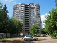 Zhukovsky, Dzerzhinsky st, house 2 к.1. Apartment house