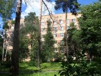 隔壁房屋: st. Dzerzhinsky, 房屋 16. 医院 Центральная больница экспертизы летно-испытательного состава ЦБЭЛИС