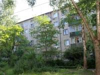 Zhukovsky, st Dugin, house 4. Apartment house
