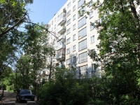 Zhukovsky, st Dugin, house 6. Apartment house