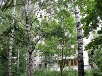 Zhukovsky, st Dugin, house 20. Apartment house