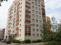 Zhukovsky, Tsiolkovsky st, house 13. Apartment house