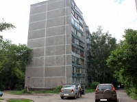 neighbour house: st. Tsiolkovsky, house 18. Apartment house