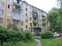 neighbour house: st. Zhukovsky, house 24. Apartment house