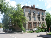 neighbour house: st. Kalugin, house 3. Apartment house