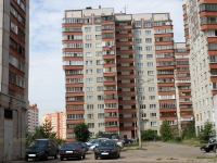 Zhukovsky, Levchenko st, house 6. Apartment house