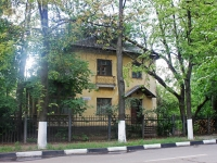 neighbour house: st. Lomonosov, house 1. Apartment house