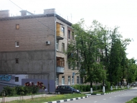 Zhukovsky, Mayakovsky st, house 4. Apartment house