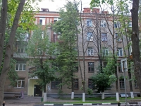Zhukovsky, Mayakovsky st, house 13. Apartment house