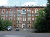 Zhukovsky, Mayakovsky st, house 18. Apartment house