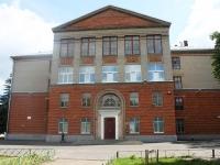 Zhukovsky, st Frunze, house 8. university