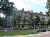 Zhukovsky, st Frunze, house 9. Apartment house
