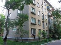 Zhukovsky, st Frunze, house 10. Apartment house