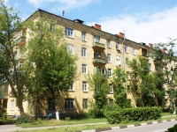 Zhukovsky, Frunze st, house 12. Apartment house