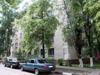 Zhukovsky, Frunze st, house 13. Apartment house