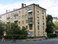 Zhukovsky, st Frunze, house 16. Apartment house